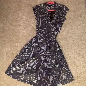 Banana Republic Wrap Dress size 4